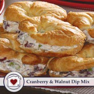Cranberry Walnut Chicken Salad Puttin On The Glitz